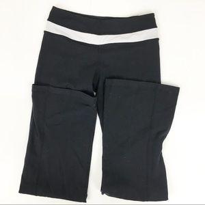 Vintage Lululemon Black & White Leggings Size 6